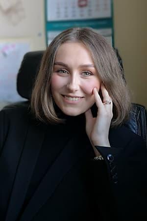 Помощник кадастрового инженера - Анна Вячеславовна